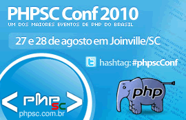 PHPSC Conf 2010
